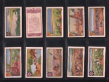 Collectable Tobacco Cigarette cards Empire Industries